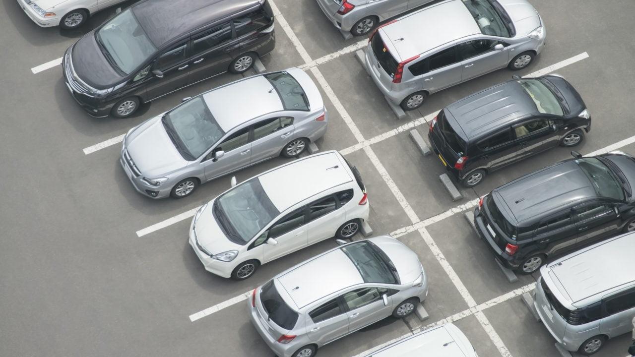 ハーベストの丘 駐車場